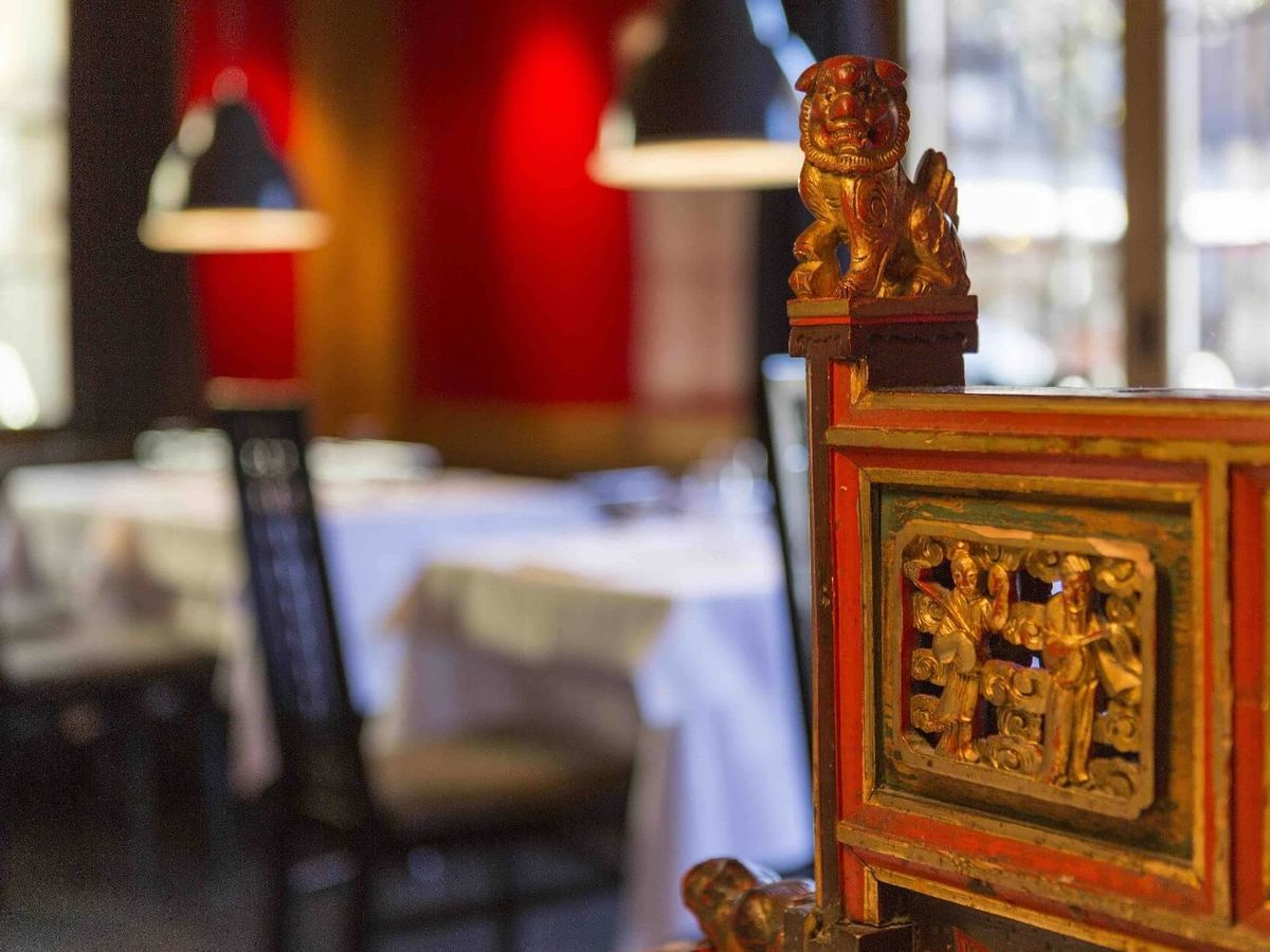 Chinese Restaurant in Gstaad: Blun-Chi